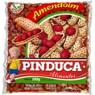 amendoim-vermelho-pinduca-500g