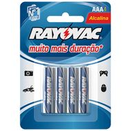 pilha-rayovac-alcalina-AAA-4un