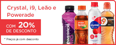 Crystal, i9, Powerade, Leão