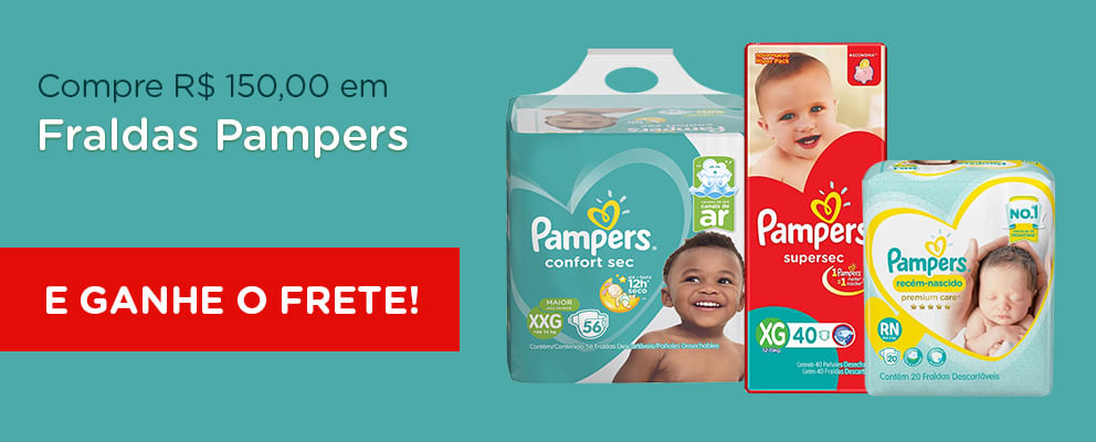 7 - Pampers