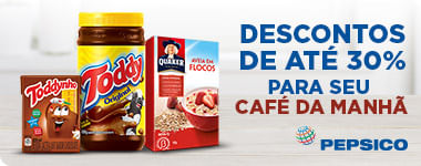 Toddy e Quaker