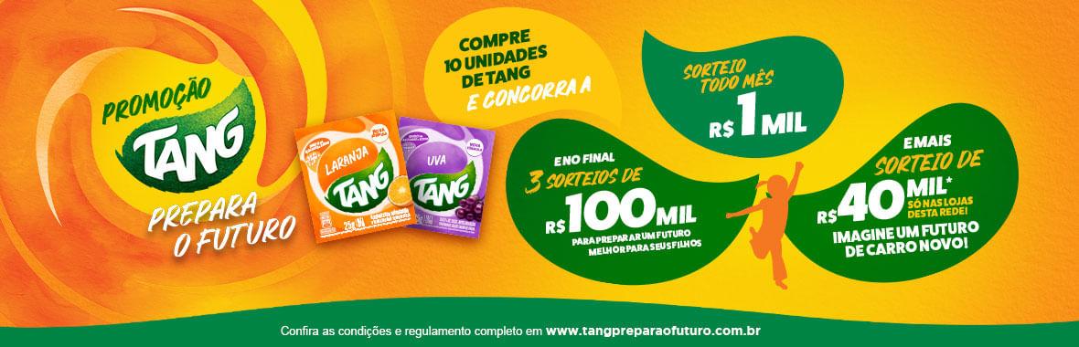 Promoção Tang