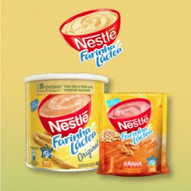 Nestle Farinha Láctea